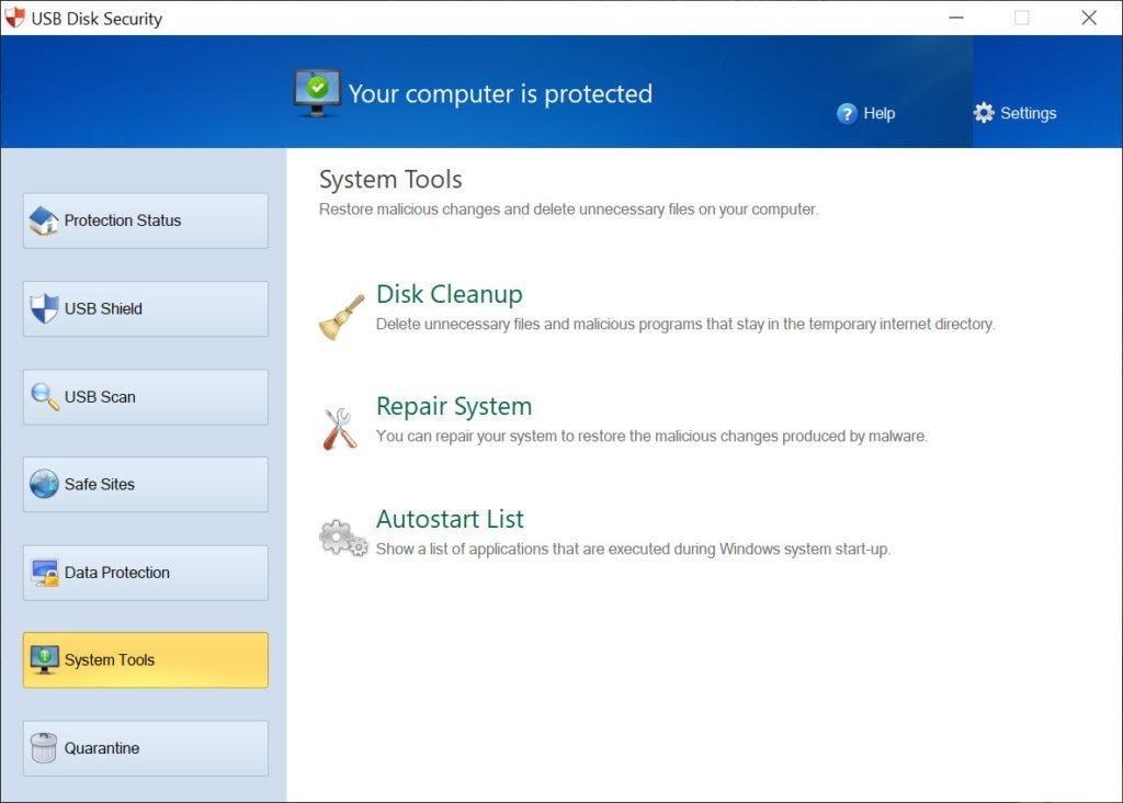 usb disk security antivirus