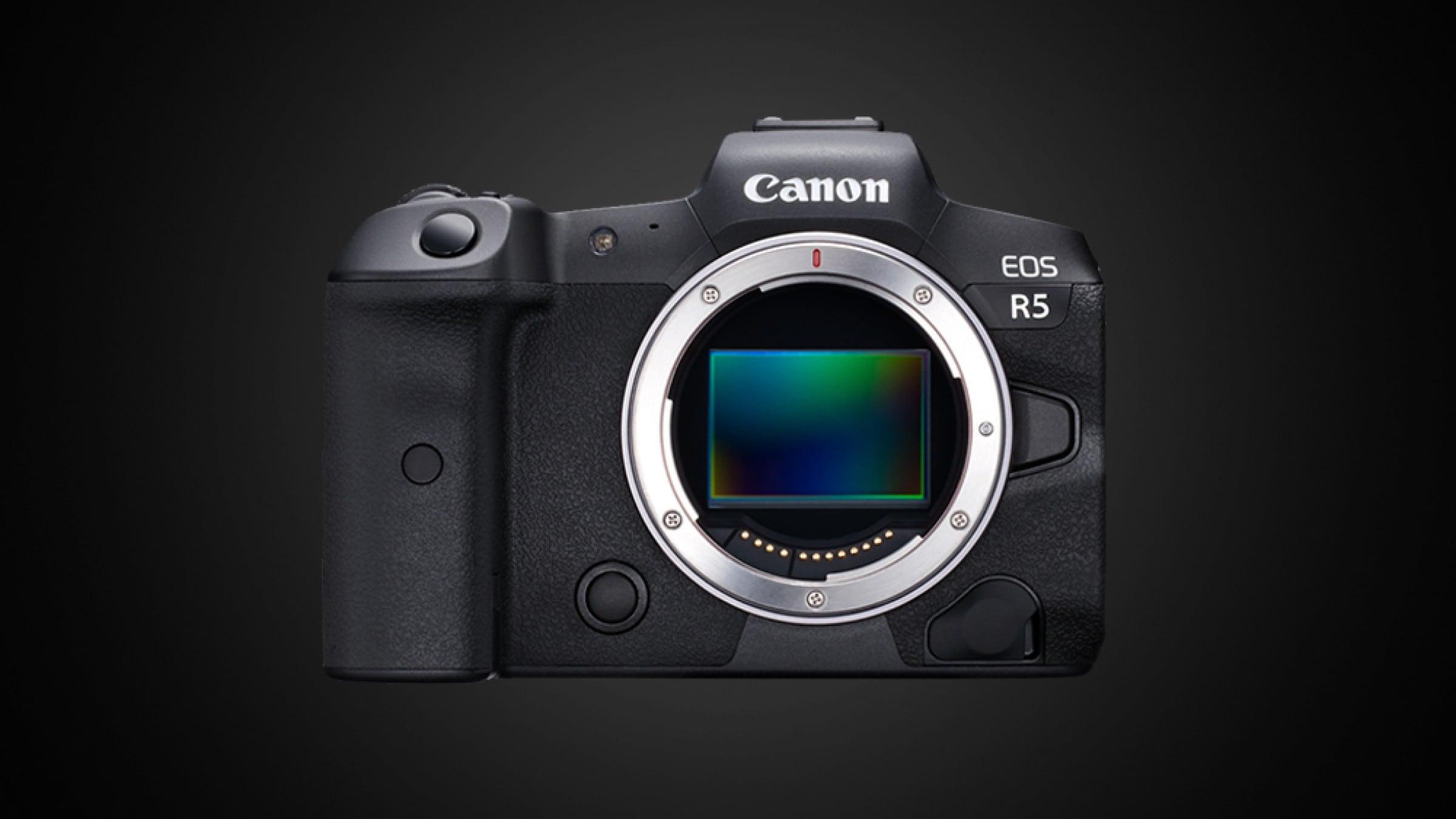 Canon EOS R5 Camera