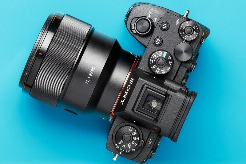 Sony A1 8K Video Camera