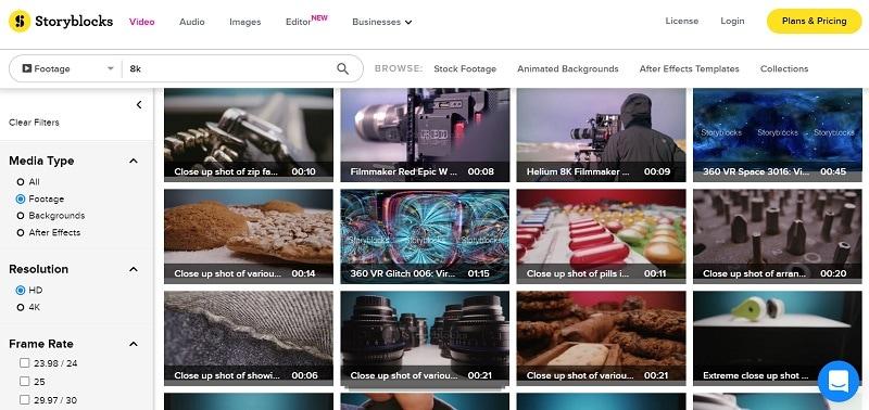 Storyblocks 8K Video Download