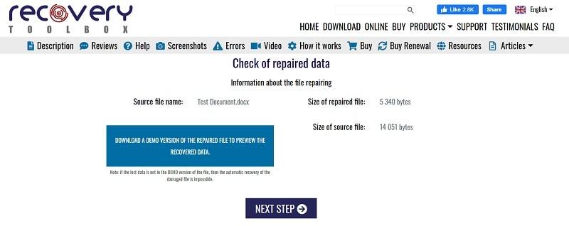 Repairing Toolbox Download File