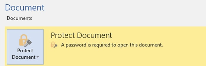 Repair Encrypted Word Documents Banner