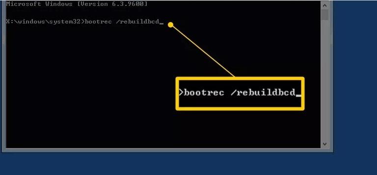 bootrec-command