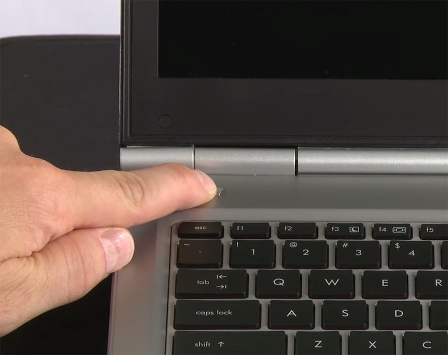 hard reset laptop