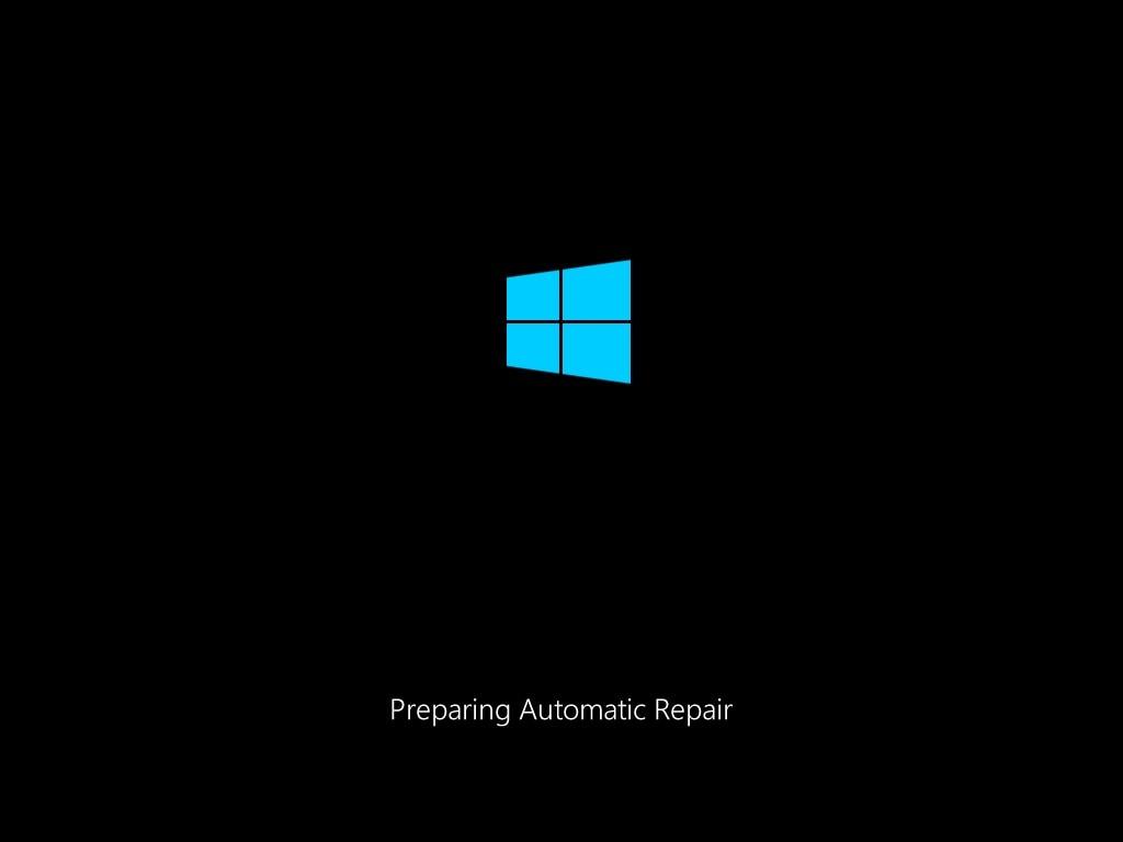 enter automatic repair mode