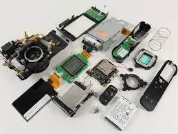 manual repair by engineer