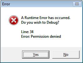 runtime error in internet explorer