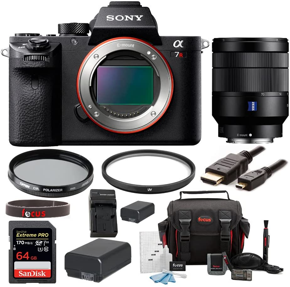 picture of sony a7rii camera