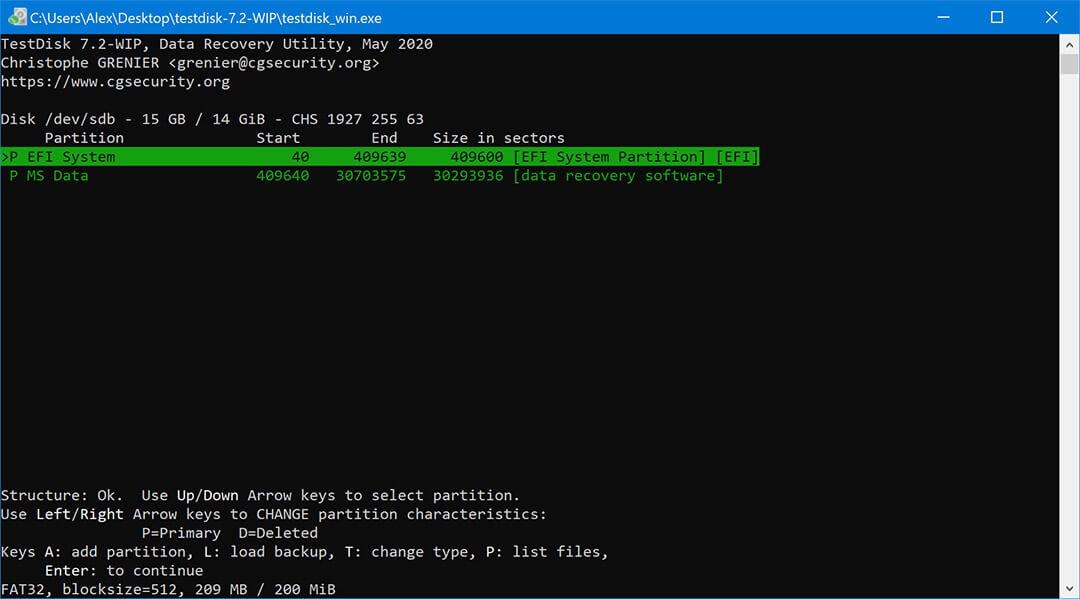 tenorshare ultdata data recovery main interface
