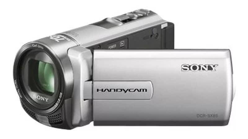 the sony handycam