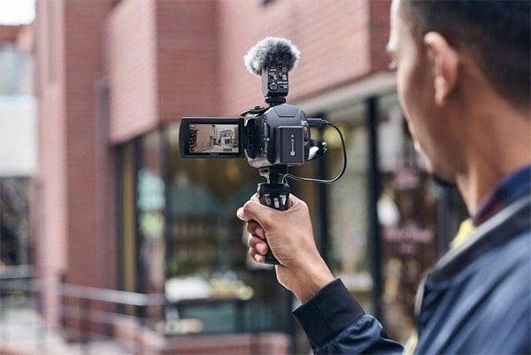 video cam sony handycam