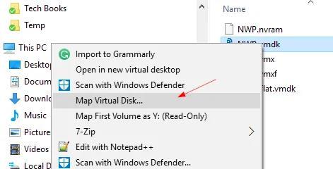 mount-esx-esxi-server-disks-or-vmdk-files