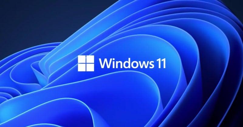 windows 11 introductory display
