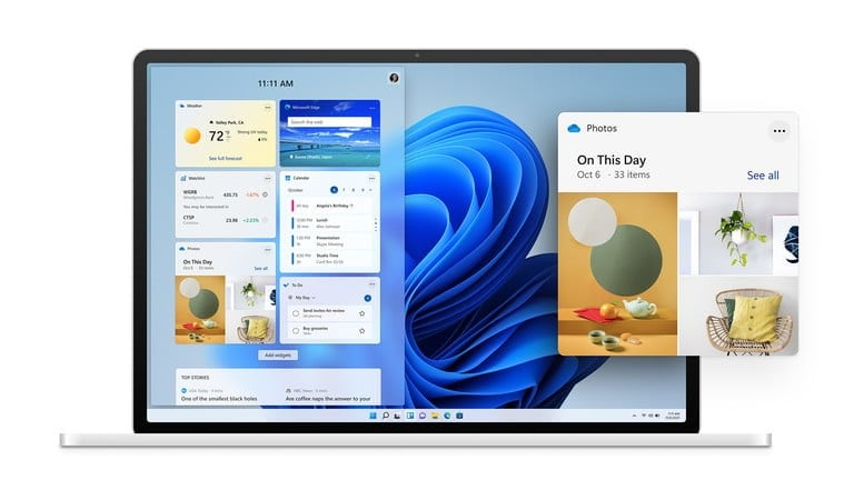 windows 11 new widgets