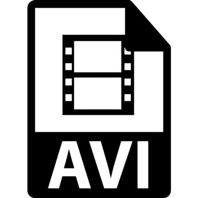 avi video file