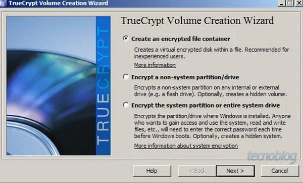 fazer pen drive criptografado sandisk