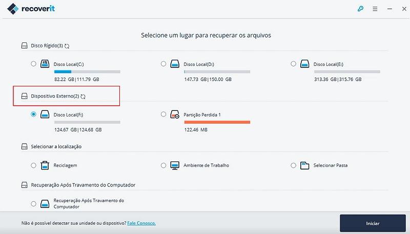 pen drive não formata windows 7