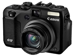 recover deleted photos from Canon Powershot G12
