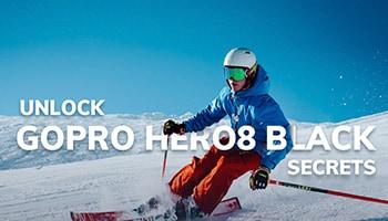desbloquear GoPro Hero8