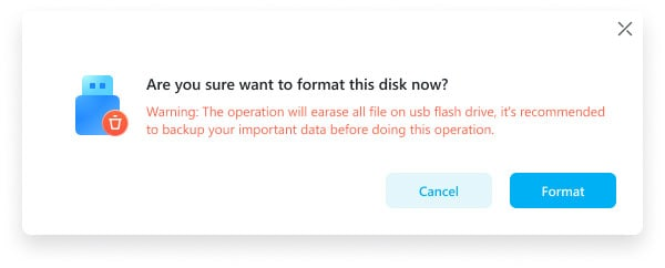 format usb on mac