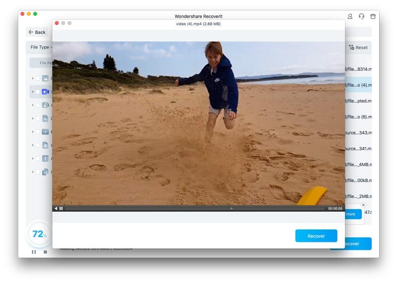 prévisualiser une vidéo