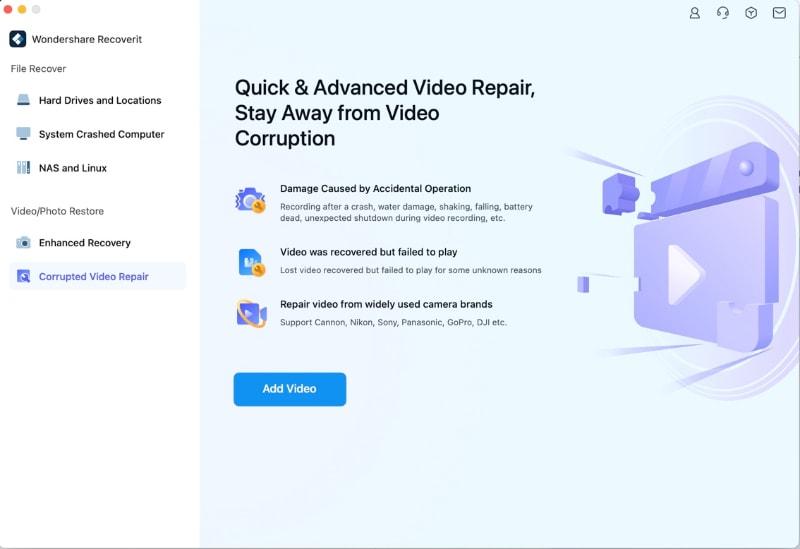 mac video repair