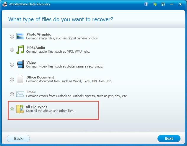 recuperar archivos borrados del disco duro de Hitachi