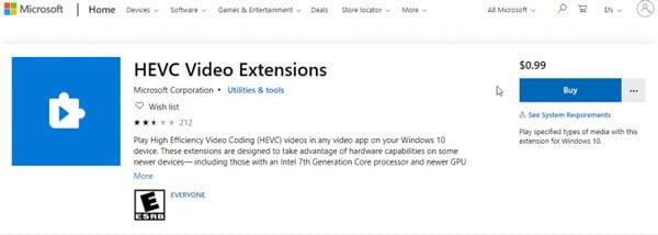 downloading video codecs