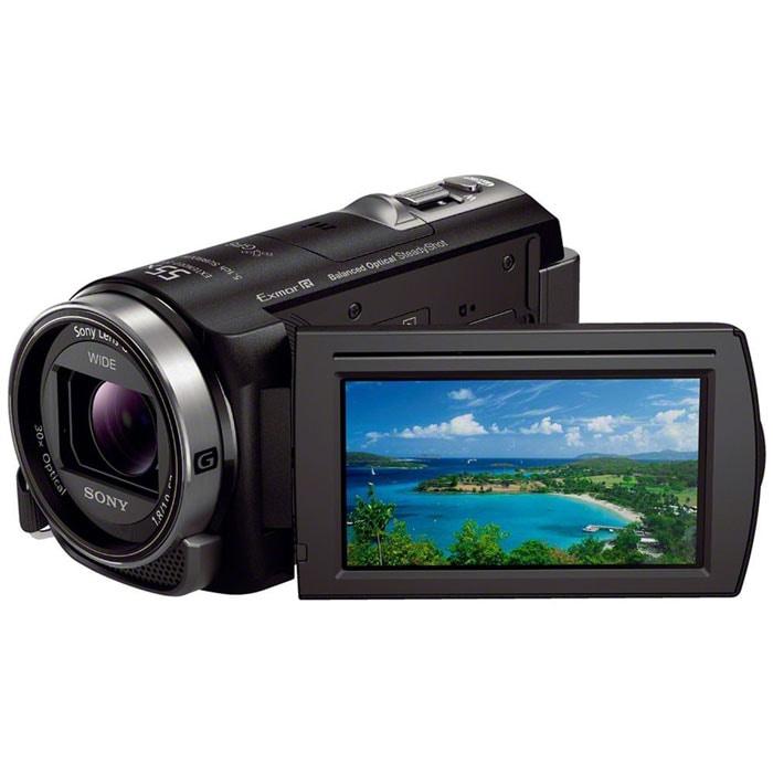 sony handycam hdr cx430v