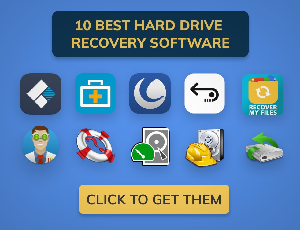 10 migliori software di recupero dati