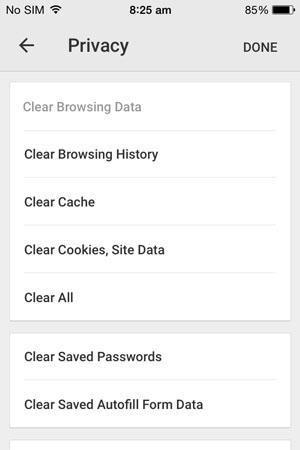 come rimuovere google chrome da qualsiasi dispositivo