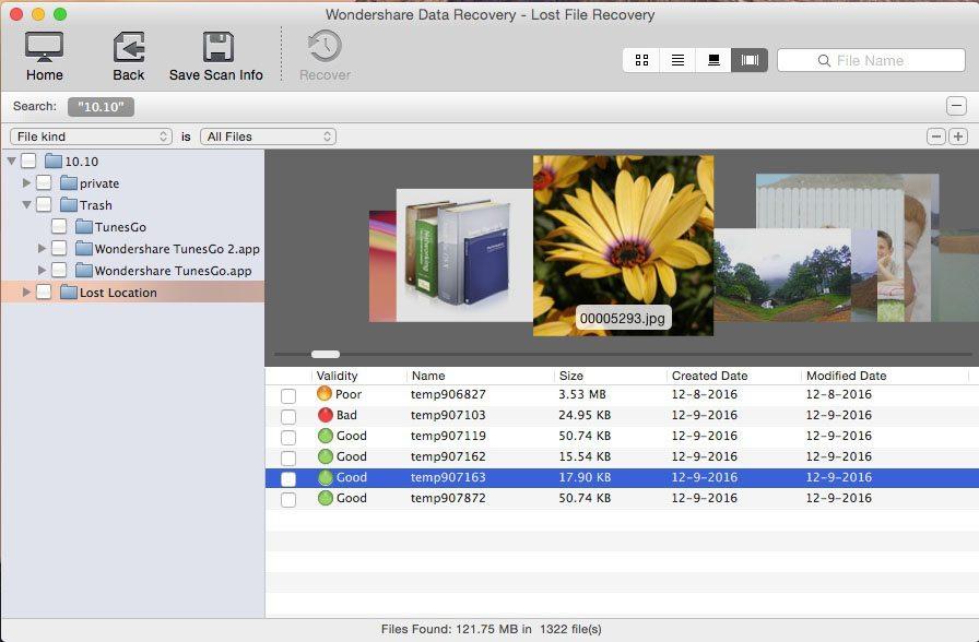 Recuperare file da Flash Drive danneggiato