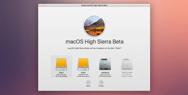 macos-high-sierra-beta