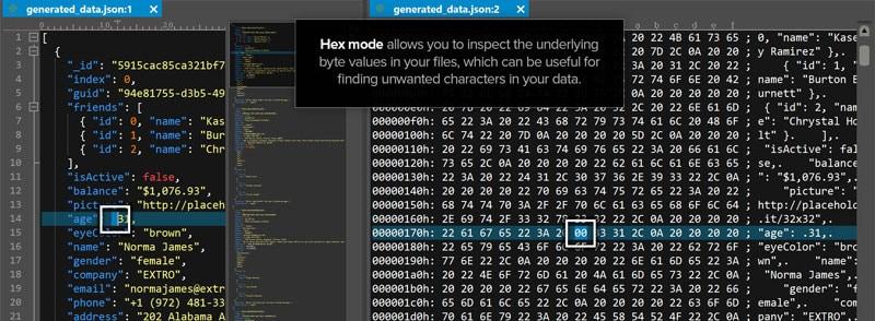 hex editor to repair cr2 files