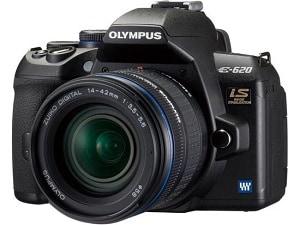 récupérer des photos de la caméra Olympus