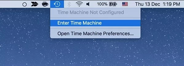 open-time-machine
