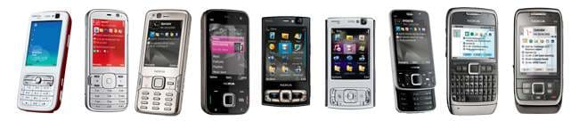 Nokia-Handy Wiederherstellung