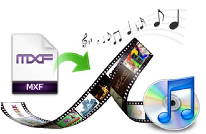 mxf video files