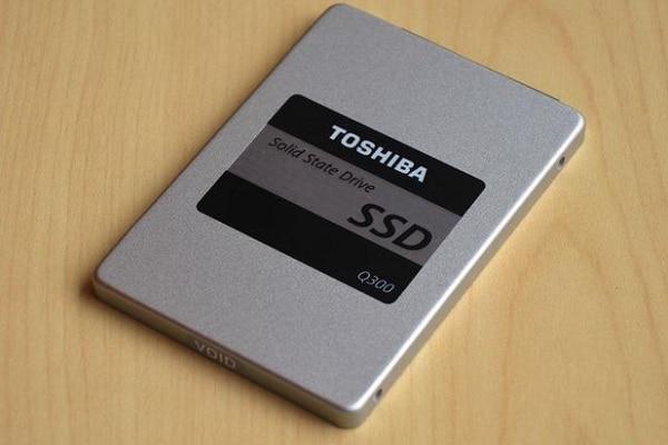 Toshiba External Hard Drive - Solid-State Drive Q300 Pro
