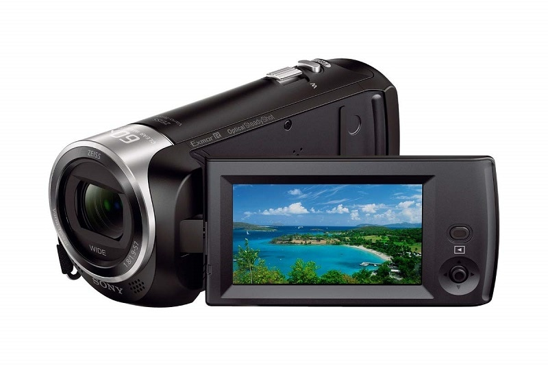 Sony Camcorder MTS Recording