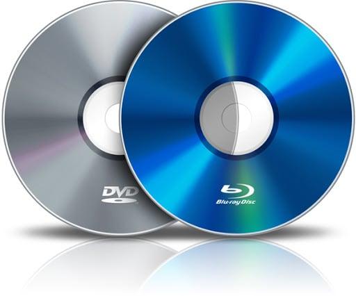 Blur-ray Disc Sample