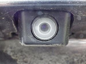 Backup Camera Lens Dirty