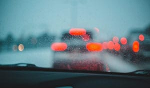 Backup Camera Condensation in Car