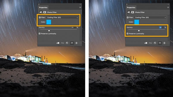 Color Grading in Photoshop
