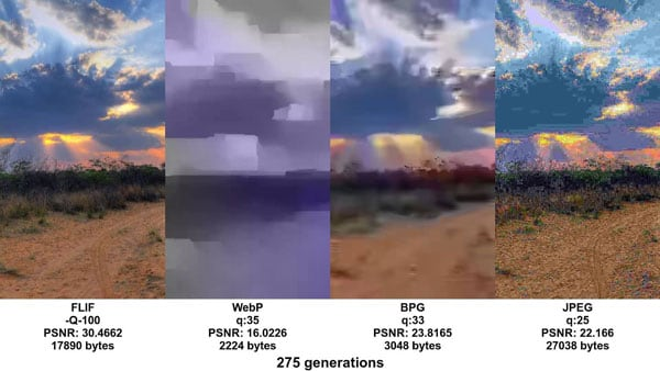 photocopier effect