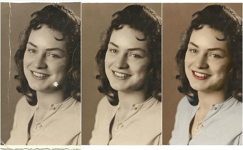 Old Photo Restoration Online Free Banner