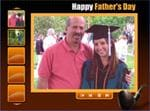 free flash template for Father's Day