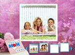 free flash template for Mothers's Day