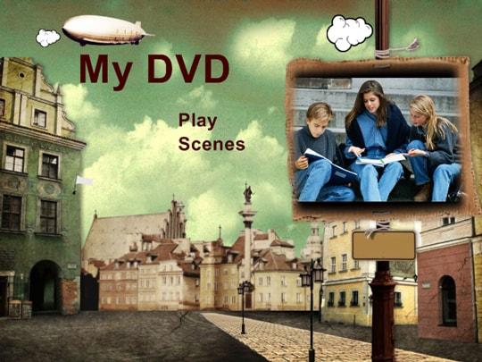 Wondershare Dvd Creator Free Dvd Menu Templates