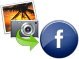How to Upload Photos from iPhoto to Facebook